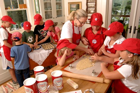 Baseball Baking Fun